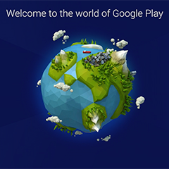 Google Play Games I/O Animation